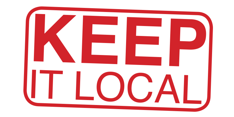 Keep it LOCAL in Chichester